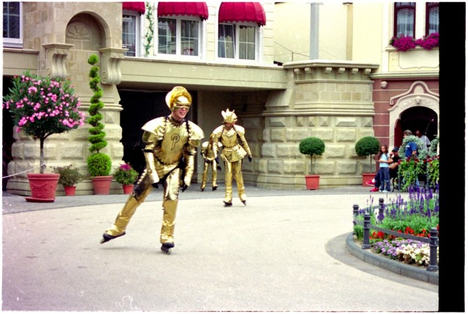 Warner Brothers movie world (Germany)